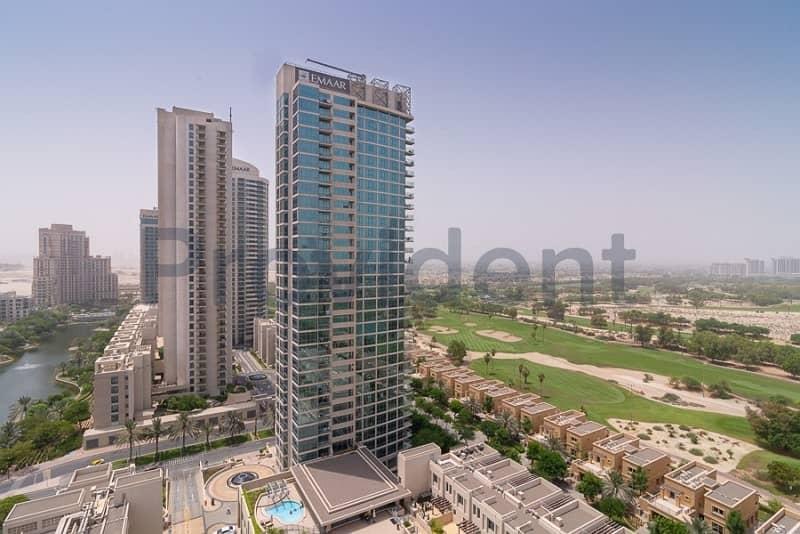 High Floor 2 BR | Gulf Course
