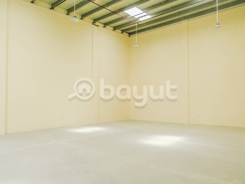 10 BRAND NEW WAREHOUSES FOR SALE