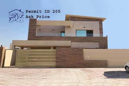 5 Bedroom Villa for Sale in Al Mowaihat, Ajman - personal build brand new villa for sale close to sheik ammar road