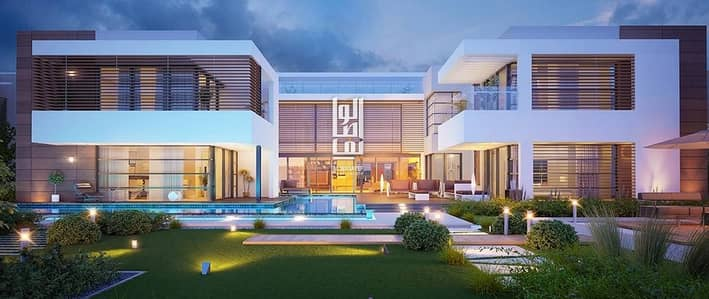 6 Bedroom Villa for Sale in Mohammad Bin Rashid City, Dubai - 6BK extremely luxury Villa for sale | dubai canal view