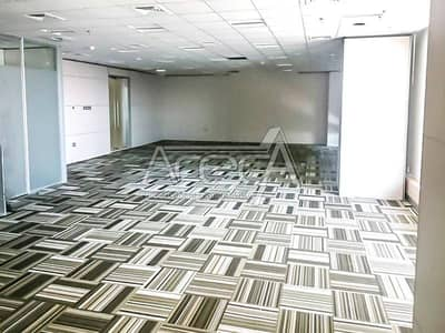 Decent, Spacious Office Space in Al Khalidiya Corniche Area