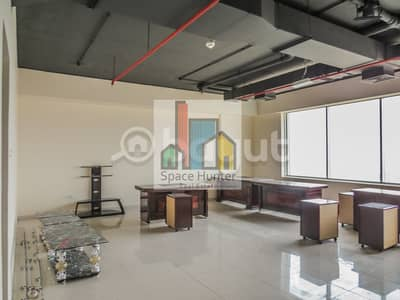 Fully fitted office for rent in DSO-43k ONLY