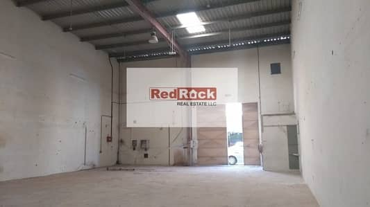 Warehouse for Rent in Al Quoz, Dubai - 30 Days Free    Al Quoz    2650 Sqft Warehouse