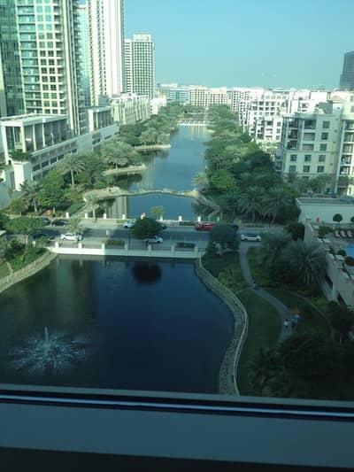 شقة 2 غرفة نوم للايجار في الروضة، دبي - شقة في دتكو غرينز السكني الروضة 2 غرف 120000 درهم - 4037218