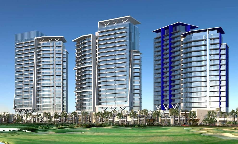 5 Yrs Payment Plan | Furnished Apartments in Damac Hills