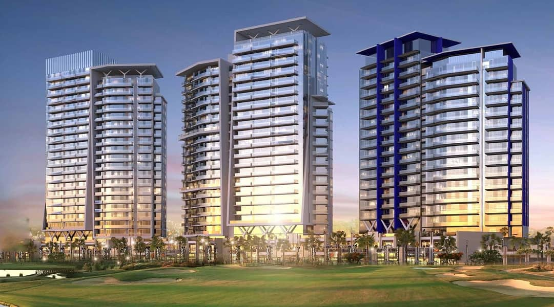 14 5 Yrs Payment Plan | Furnished Apartments in Damac Hills