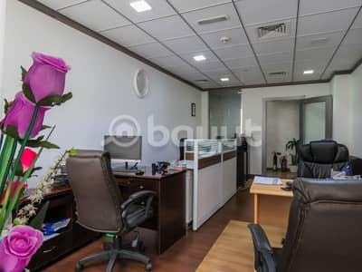 مکتب  للايجار في الكرامة، دبي - office 1