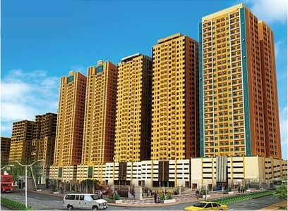 1 Bedroom Apartment for Sale in Emirates Lake Towers, Ajman - Hot Offer !! Specious 1 Bedroom Hall With 2 Bathroom Apartment For Sale Very Cheapest Price