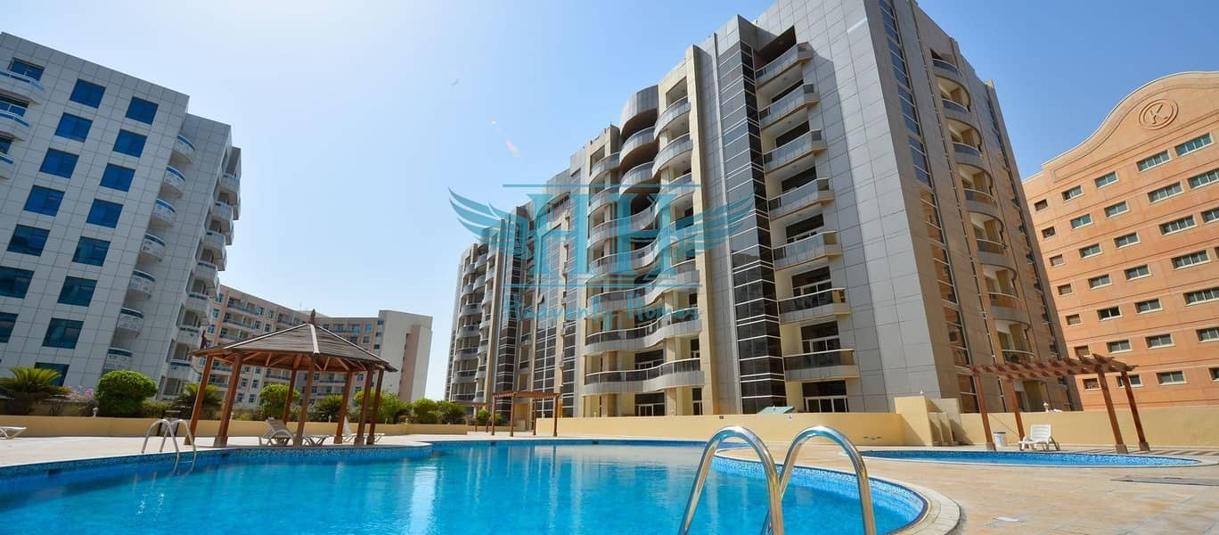 26 Fabulous 1 BR Apartment in Dubai Silicon  Oasis