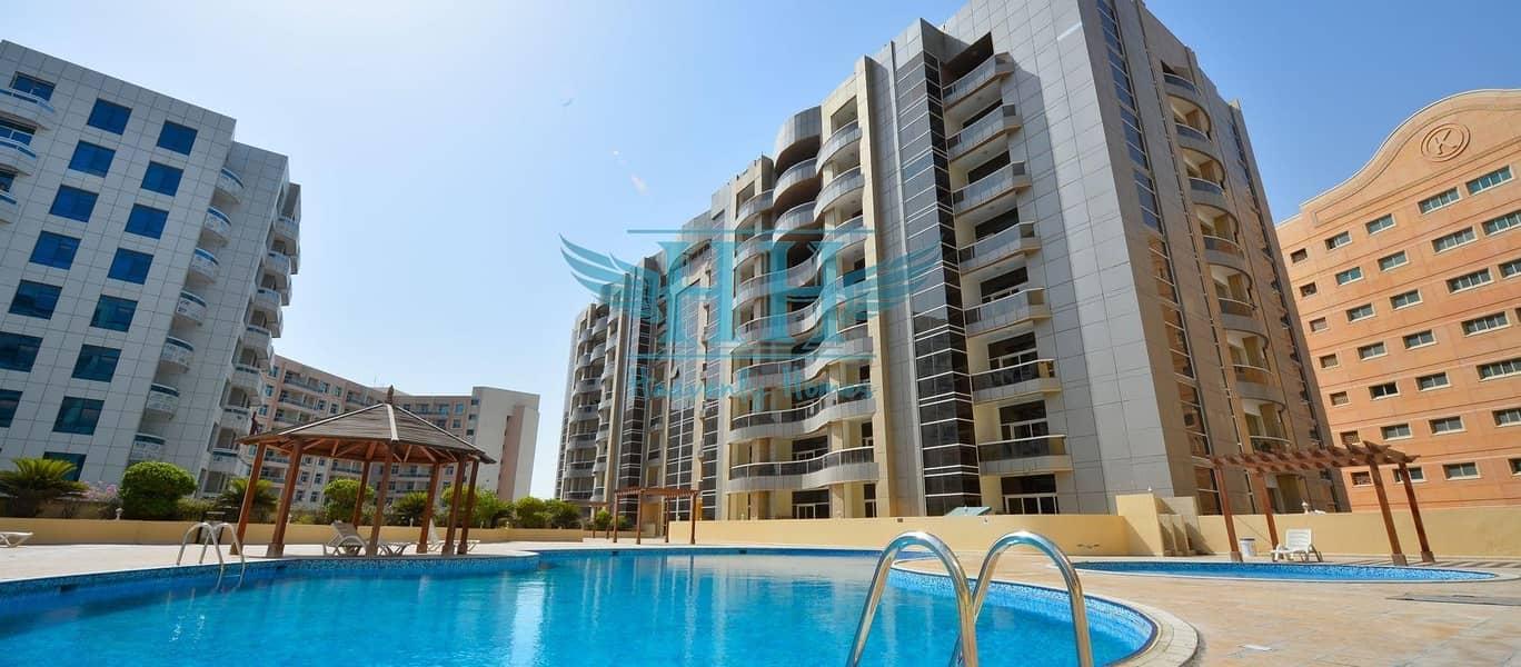 38 Fabulous 1 BR Apartment in Dubai Silicon  Oasis