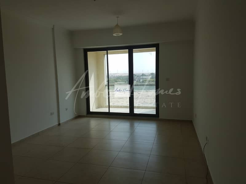 Well Maintained | 1BR + Balcony | Sapphire Residence | Vacant