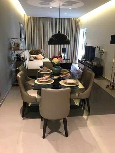 شقة فندقية 3 غرفة نوم للايجار في الخليج التجاري، دبي - Brand New 3BR and serviced