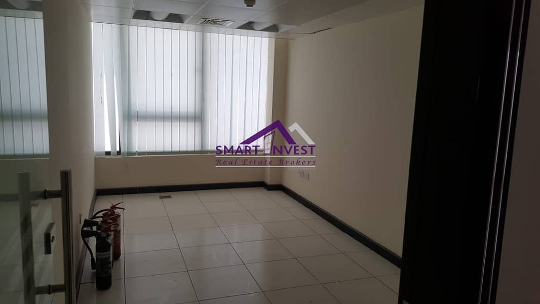 2 Fully Fitted office with attached washroom for rent in karama for AED 135K/yr.