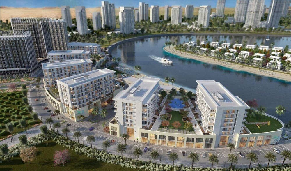Luxury 1 bhk Sea View Apartment in sharjah waterfront City. Life Time Investment