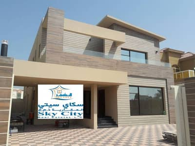 Modern Villa On Rawda3 Ajman 1 villa on good location