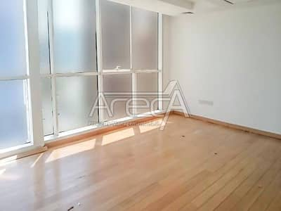 City Centre Fully Fitted Office in Al Khalidiya Area with 2 Parkings