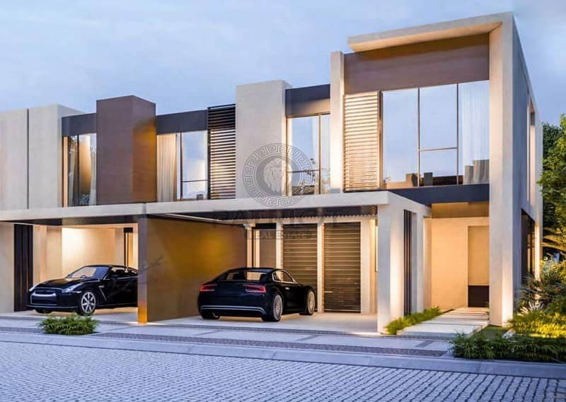 One Of The Finest Townhouses in Dubai-Cherrywoods |Call Now