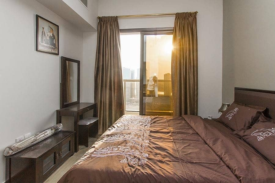 1 Cheque | Furnished 1 Bedroom Elite 10