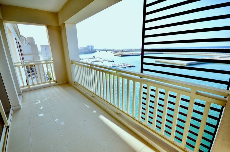 2 FULL  SEA VIEW | CHILLER FREE | 2 BEDROOM