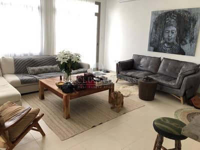 4 Bedroom Villa for Rent in Town Square, Dubai - Upgraded Garden | Nicely Furnished Villa