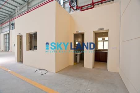 Warehouse with own office