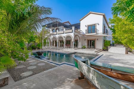 5 Bedroom Villa for Sale in The Villa, Dubai - Luxuriously Upgraded Marbella With Pool!