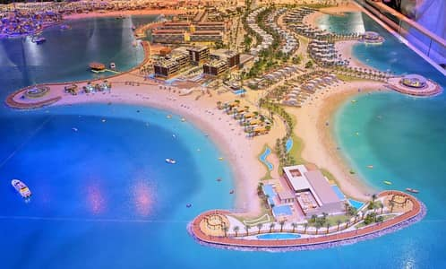 Plot for Sale in Jumeirah, Dubai - Freehold Residential Plot  in LA MER