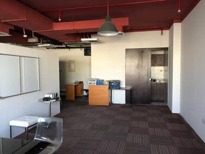 مکتب  للايجار في واحة دبي للسيليكون، دبي - Specious Fully Fitted Office for rent in IT Plaza Dubai Silicon Oasis