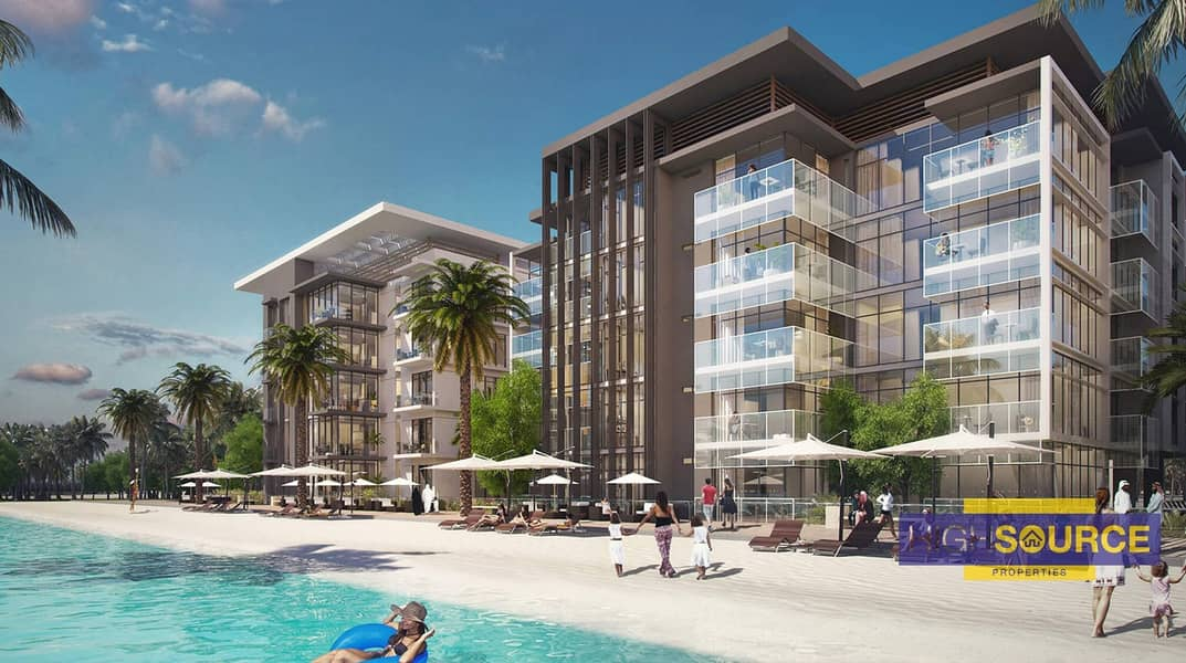 15 Waterfront Apartments in District One MBR City