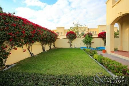 فیلا 2 غرفة نوم للبيع في الينابيع، دبي - Type 4E Corner plot | Vacant on transfer
