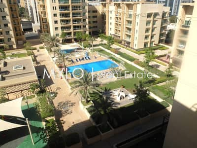 2 Bedroom Apartment for Sale in The Greens, Dubai - Rare 2 Beds in Greens with Large Terrace