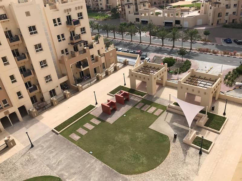 Amazing 1BHK with Full Park View in Ramth