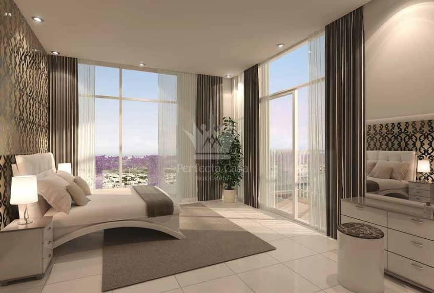 Best Price | Fully Furnished 2 BR | Glamz Residence Al Furjan
