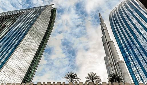 مکتب  للايجار في وسط مدينة دبي، دبي - Fully Furnished Office Space in Boulevard Plaza Tower 1