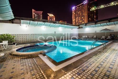 2 Bedroom Apartment for Rent in Barsha Heights (Tecom), Dubai - Chiller Free | Managed | Next to Metro| 4 Chqs