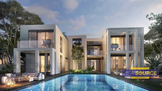 6 Bedroom Villa for Sale in Dubai Hills Estate, Dubai - Luxurious Premium Villa - Limited offer with huge plot