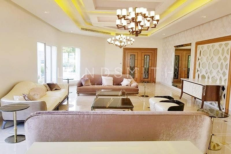 14 Top Luxurious 8Bedrooms Fully Furnished Mansion