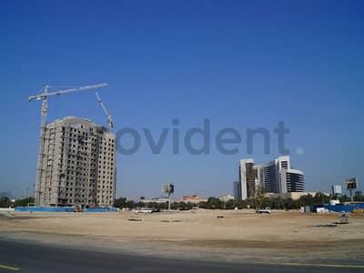 Mixed Use Land for Sale in Bur Dubai, Dubai - Corner Land G+10|Mixed use in AL Jadaf