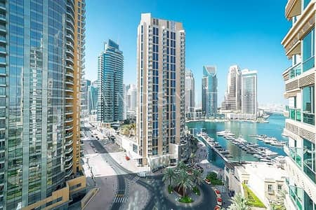 3 Bedroom Apartment for Sale in Dubai Marina, Dubai - Buy 3 Bedroom Marina View in Al Yass Tower