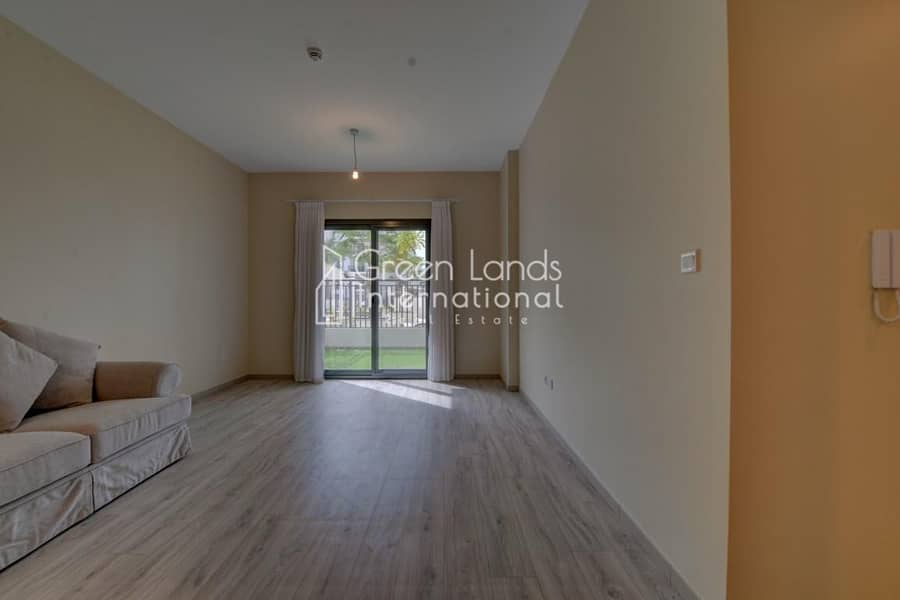 2 3BR + M | Park & Pool View | town square ! available now.