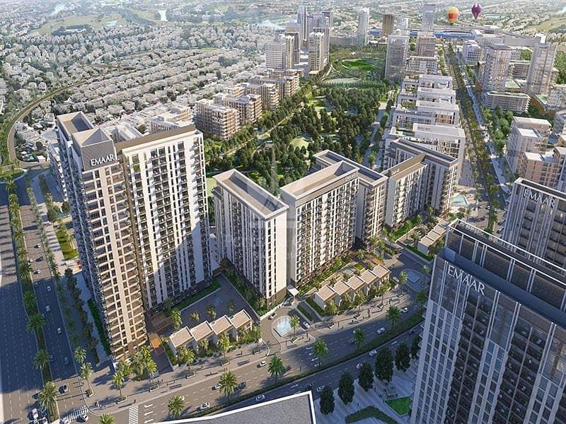 22 1 BR | Executive Residences II | Dubai Hills Estate