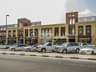 Showroom for Rent in Nad Al Hamar, Dubai - Showroom for rent in Nad Al Hamar & Madina Avenues