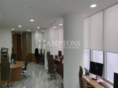 Fully Fitted | Almas Tower JLT | 3329 Sq ft
