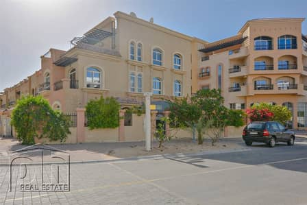 5 Bedroom Villa for Sale in Jumeirah Village Circle (JVC), Dubai - Corner Townhouse|Spacious|Great Location