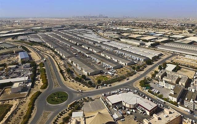 Residential Plot  in Dubai Industrial Park