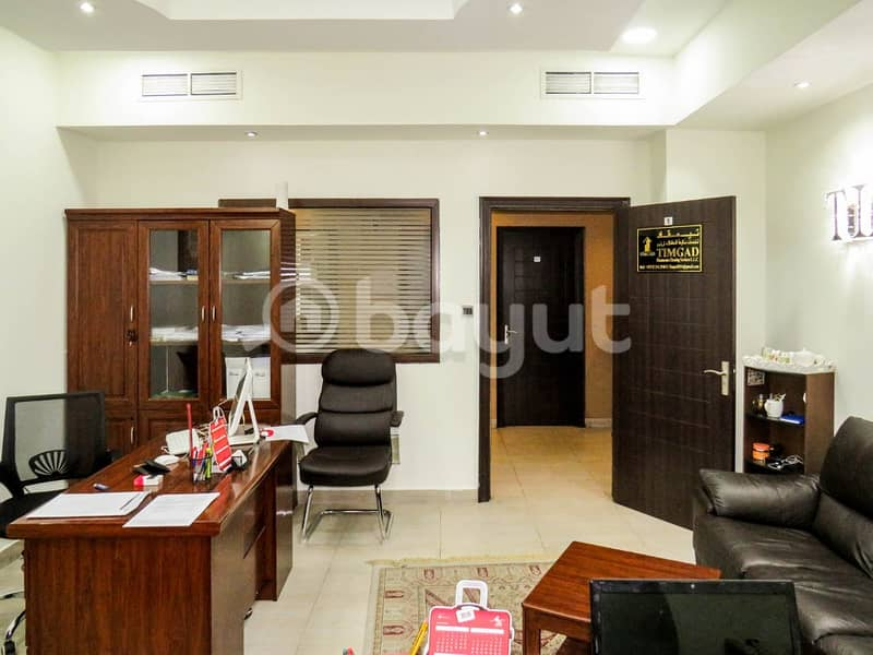AFFORDABLE FURNISHED OFFICE IN DEIRA | Bayut com