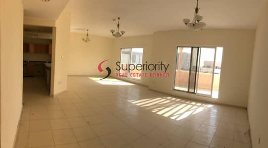 1 Bedroom Apartment for Rent in Jumeirah Village Circle (JVC), Dubai - Amazing 1BR + Hall in Mulberry 1