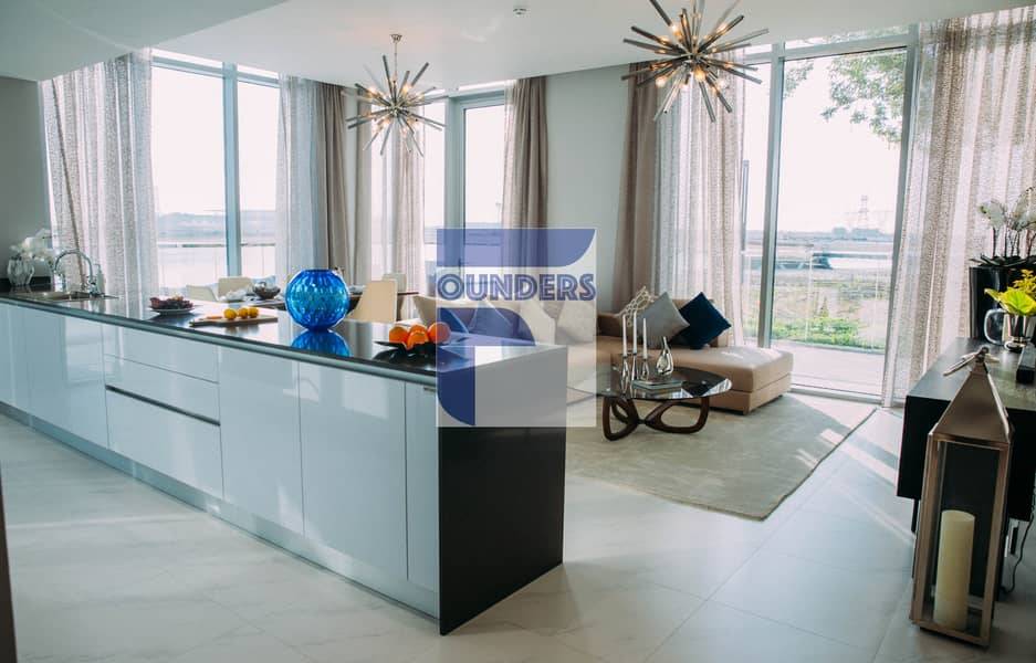 20 DLD WAIVED|FULLY FURNISHED|FULL LAGON VIEW