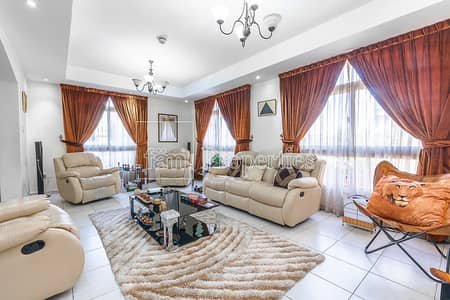 5 Bedroom Townhouse for Sale in Jumeirah Village Circle (JVC), Dubai - Spacious 3BR Townhouse | Diamond Views 3