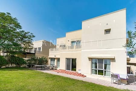 5 Bedroom Villa for Sale in The Meadows, Dubai - Full Golf Course 5 BR Villa in Meadows 3